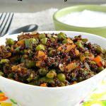 Quinoa Vegetable Biryani / Indian Quinoa Recipes