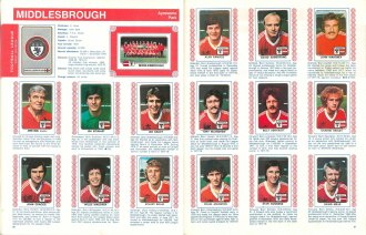 Middlesbrough 1979