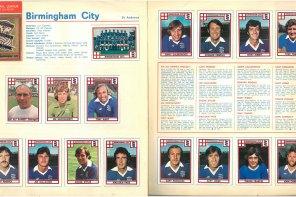 Birmingham City 1978