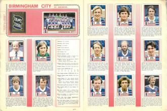 Birmingham City 1981