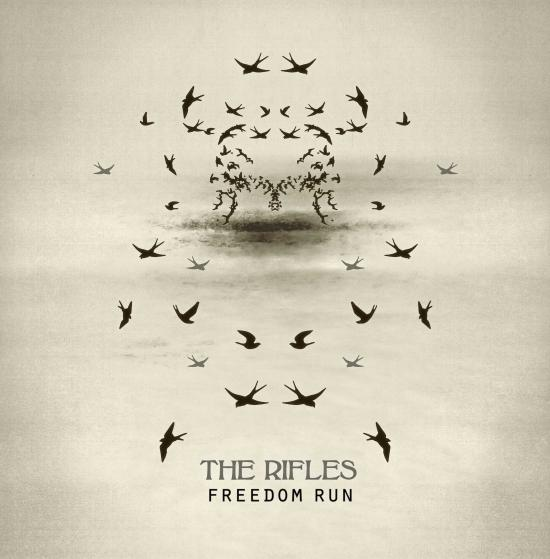 Freedom Run, the third album by The Rifles, is out now