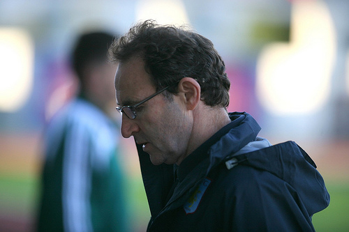 Martin O'Neill agrees to not succeed Sven-Goran Eriksson as Leicester City manager.