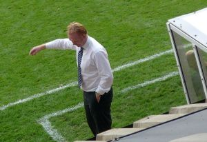 Embattled Manager of the Week: Alex McLeish, Aston Villa.