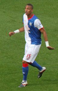 Steven_N'Zonzi had a good game for Blackburn Rovers against Fulham