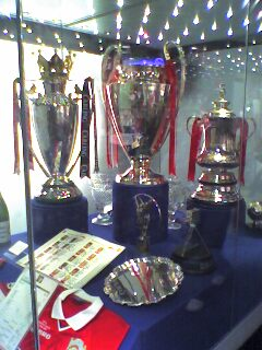 Manchester United won the treble in 1999.