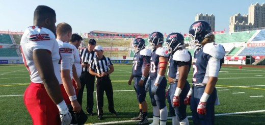 2016 U19 WC coin toss