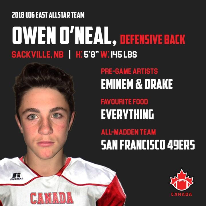 Owen O'Neal