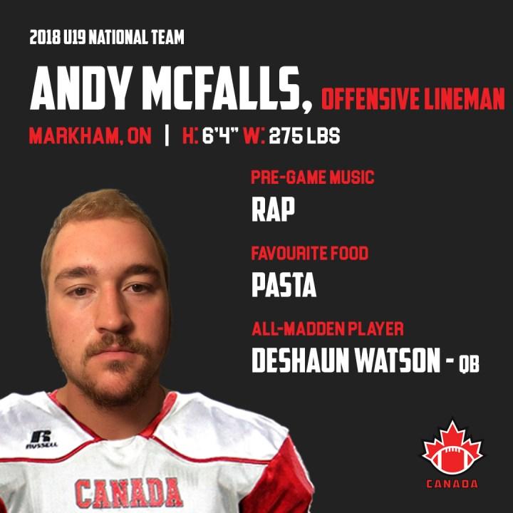 Andy McFalls