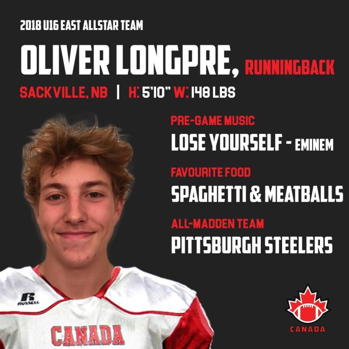 Oliver Longpre