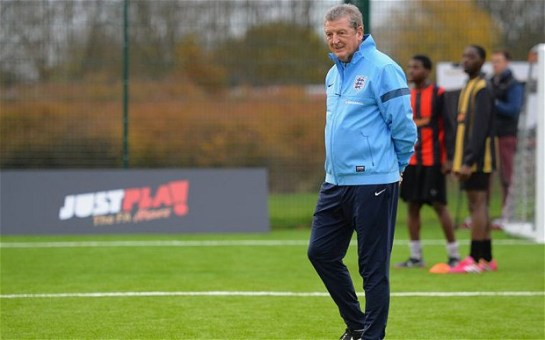 Roy Hodgson claimed he is more worried about the climate than facing Argentina in the Brazil World Cup