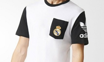 Real Madrid adidas Originals Fall / Winter 2015 Range