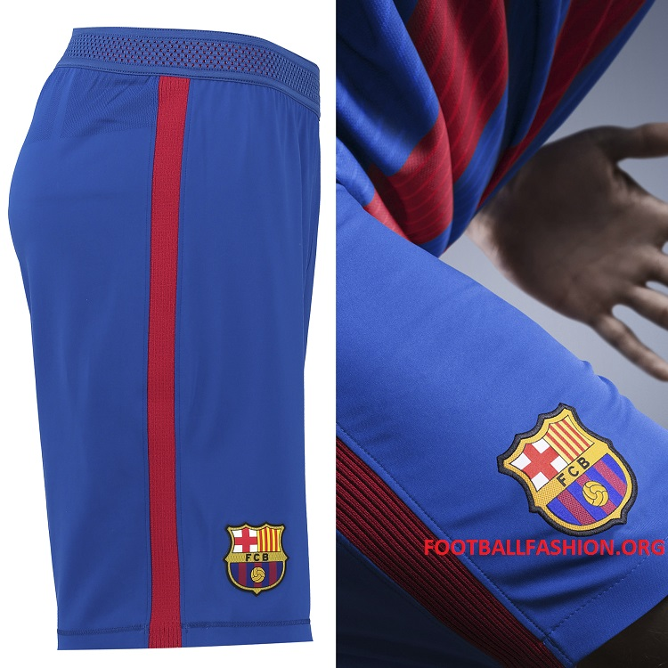 Fc Barcelona Will Debut Their  Nike Home Kit In Match Action
