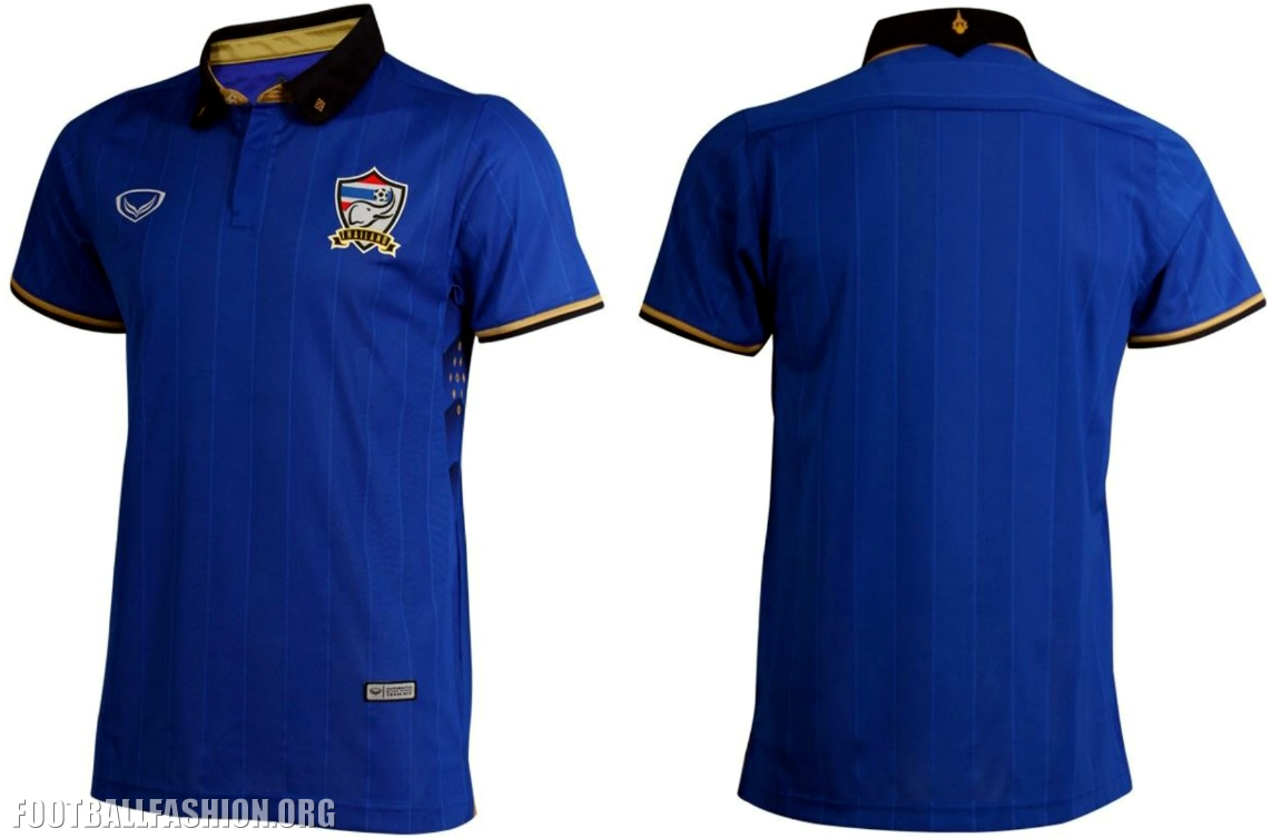 The Thailand  Grand Sport Home And Away Kits In The Coming Weeks