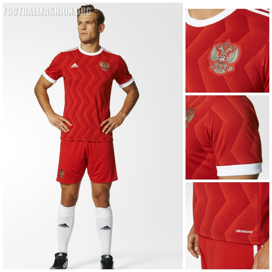 Fifa Confederations Cup Adidas Home Kit Football Fashion Org