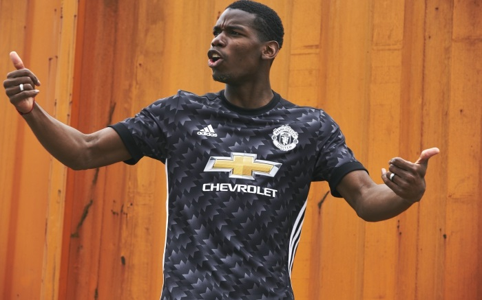 Manchester United  Adidas Away Kit Football Fashion Org