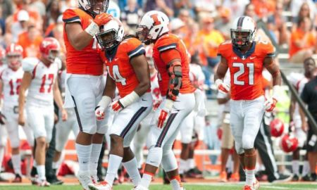 Illinois football