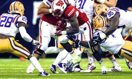 LSU vs Wisconsin