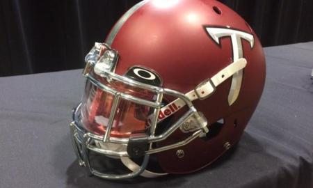 Troy helmet