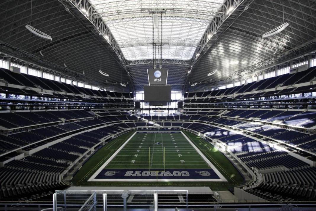 Big 12 Championship Returning To At Amp T Stadium Footballscoop