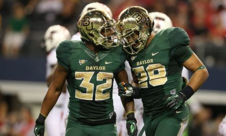Baylor running backs