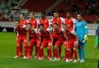 Skënderbeu découvre l'Europa League ©Skënderbeu.al