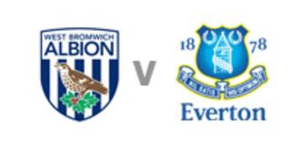 WBA Everton