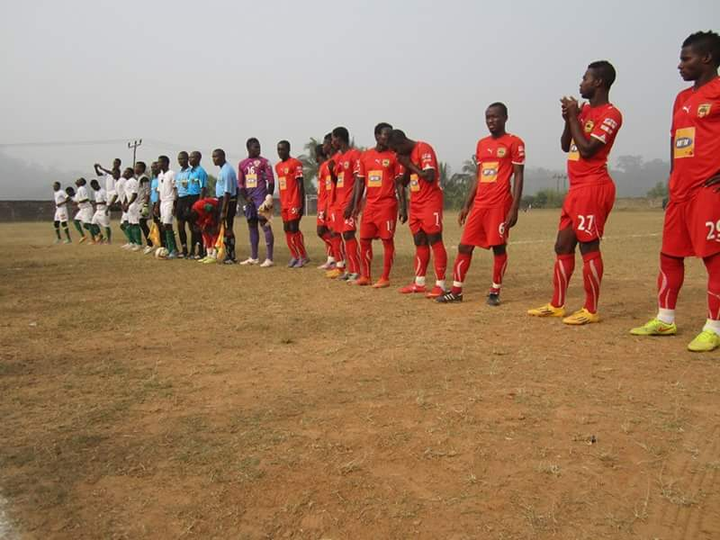 The first time Storm Academy hosted Kotoko was in a pre - season game in Jan. 2015