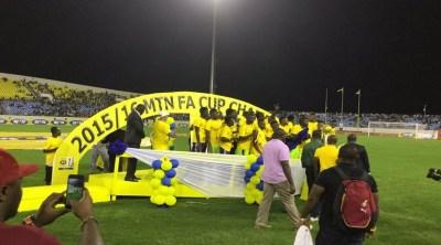 2016 MTN FA Cup champions - Bechem