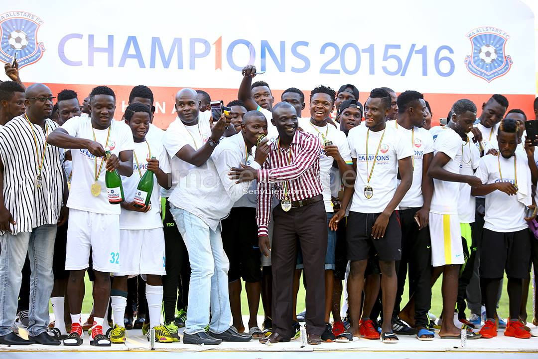 Champions Wa All Stars [Photo by: Images Image]
