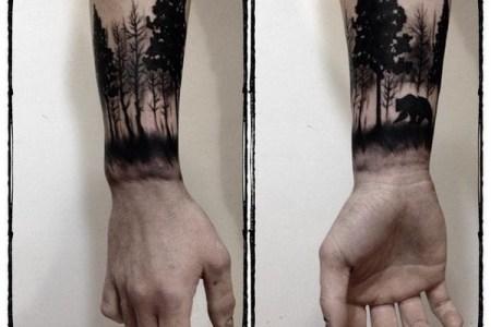 1 forearm tattoo designs