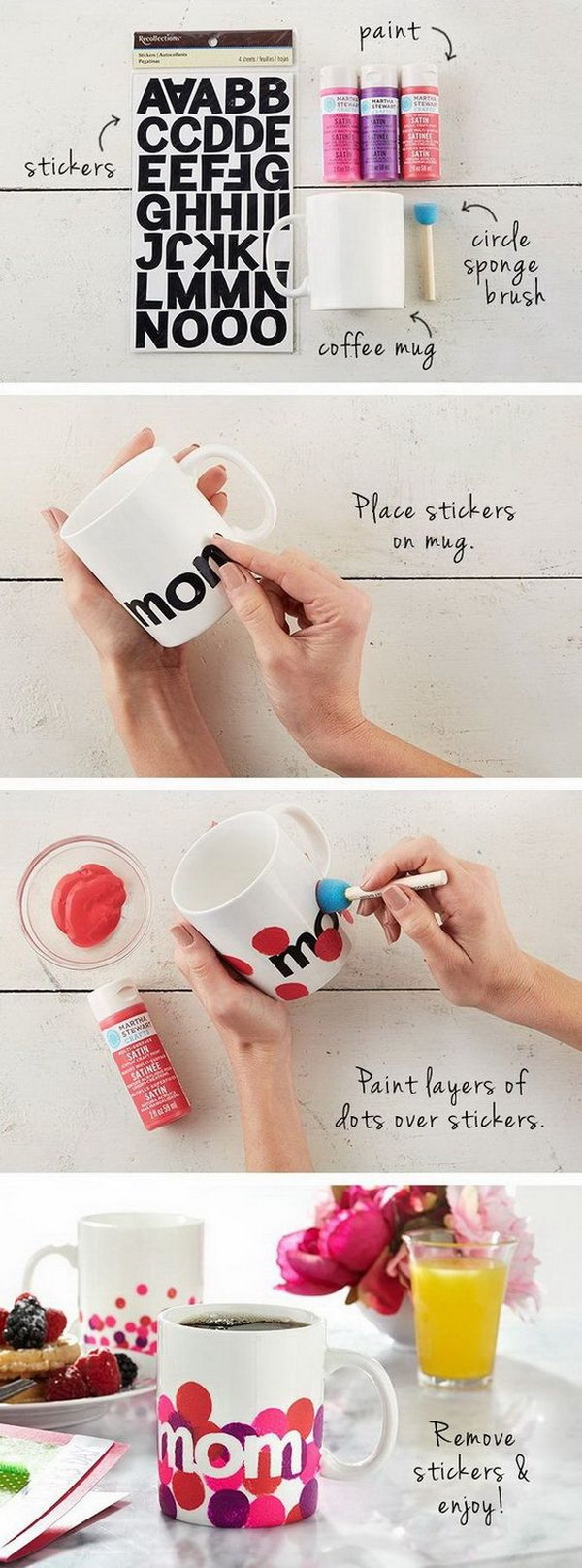 20 Thoughtful Diy Mother 39 S Day Gifts For Creative Juice