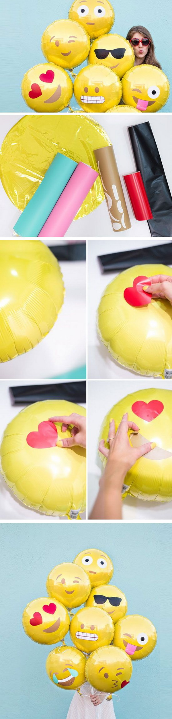 50 pretty balloon decoration ideas for creative juice for Balloon ideas for kids