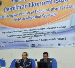 Foto Rakernas DPN FORDBEBI dan TOT Pemikiran Ekonomi Islam