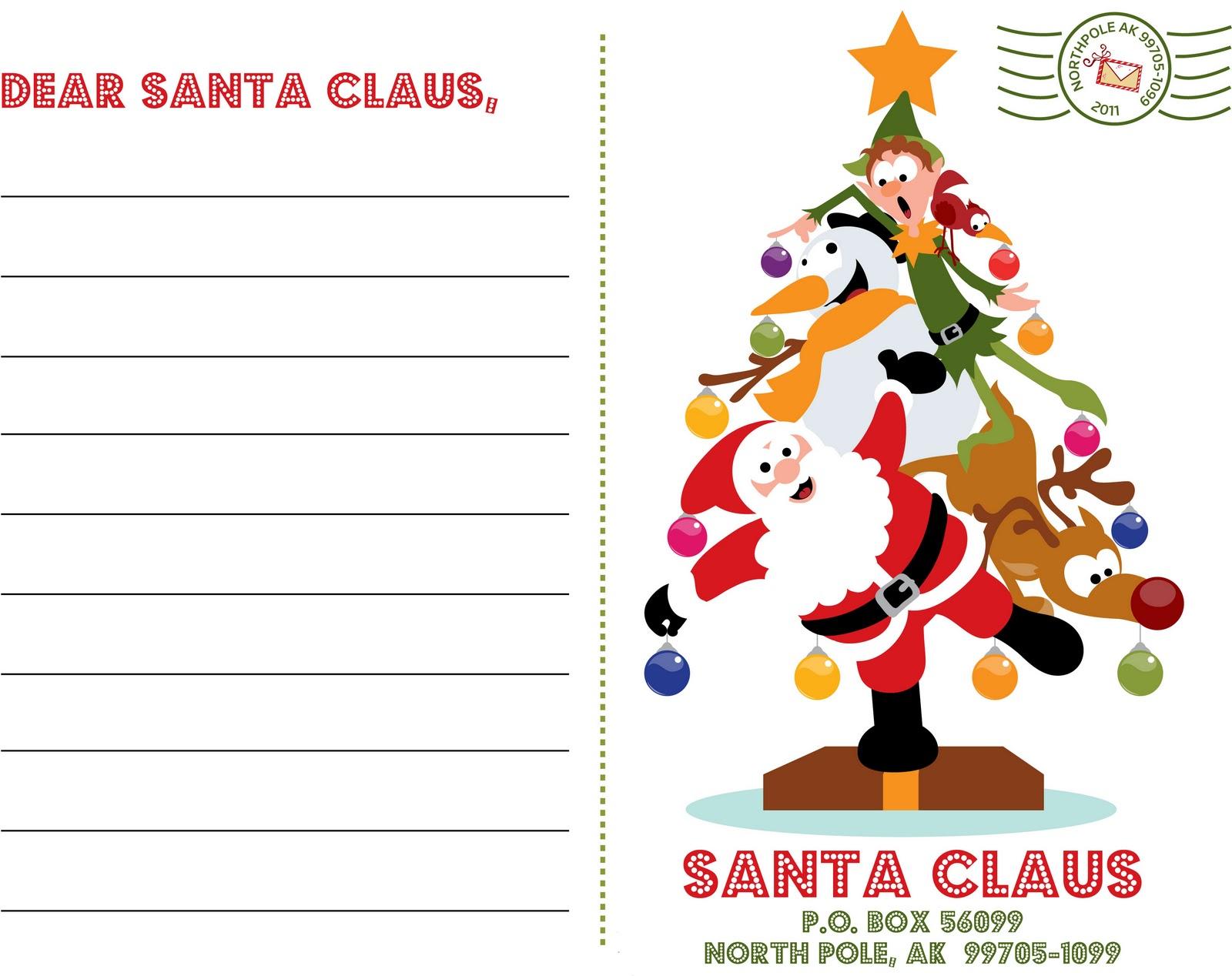The Real Reason Kids Write To Santa