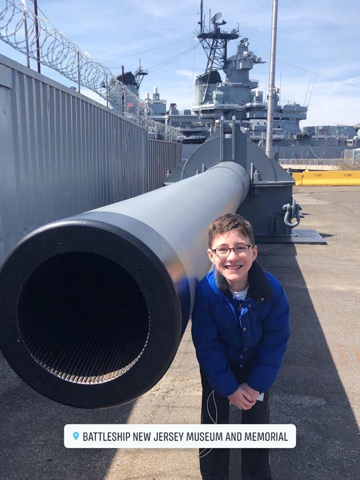 CPF battleship
