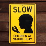 Nature Play Signs | Ongoing Member Promotion