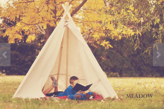 Canvas TeePees | June Member Promotion