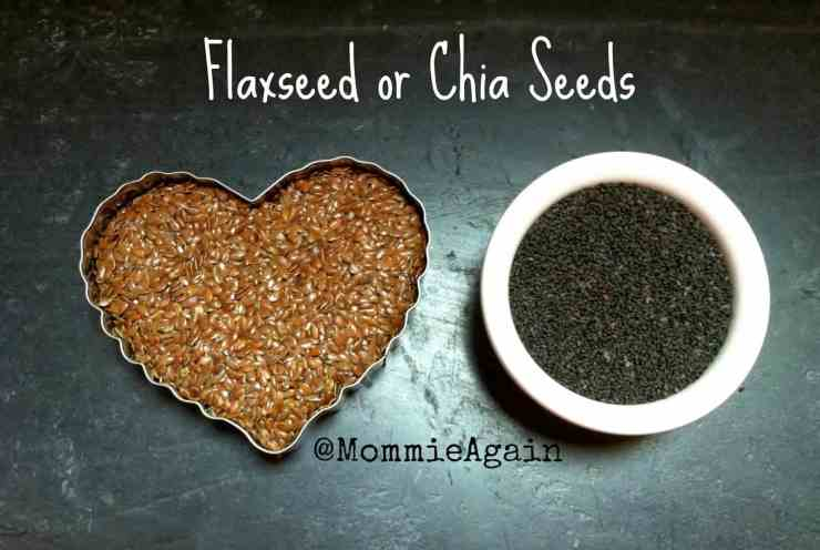 Which do you prefer Flax Seed or Chia Seeds?