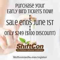 Third Annual ShiftCon Eco-Wellness Influencer Conference – New Orleans – Dec 1-3, 2016