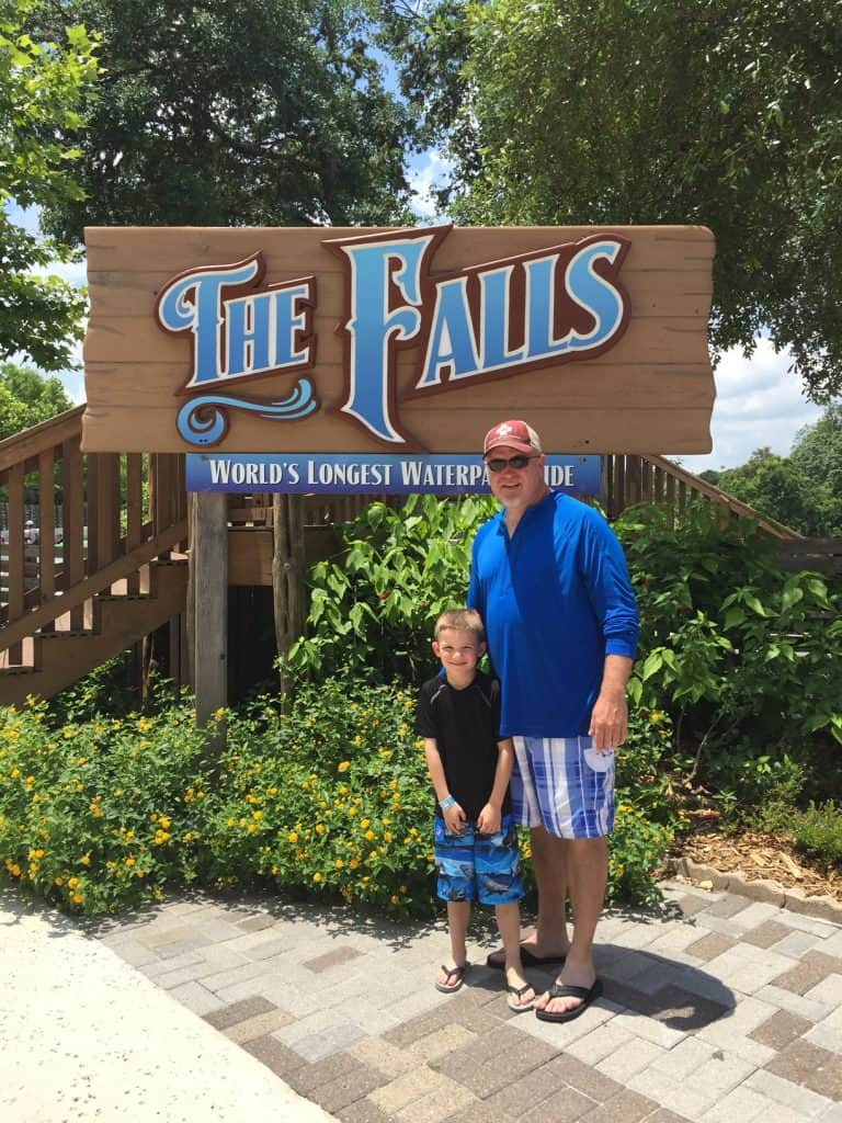 Vacation road Trip to Schlitterbahn New Braunfels Texas