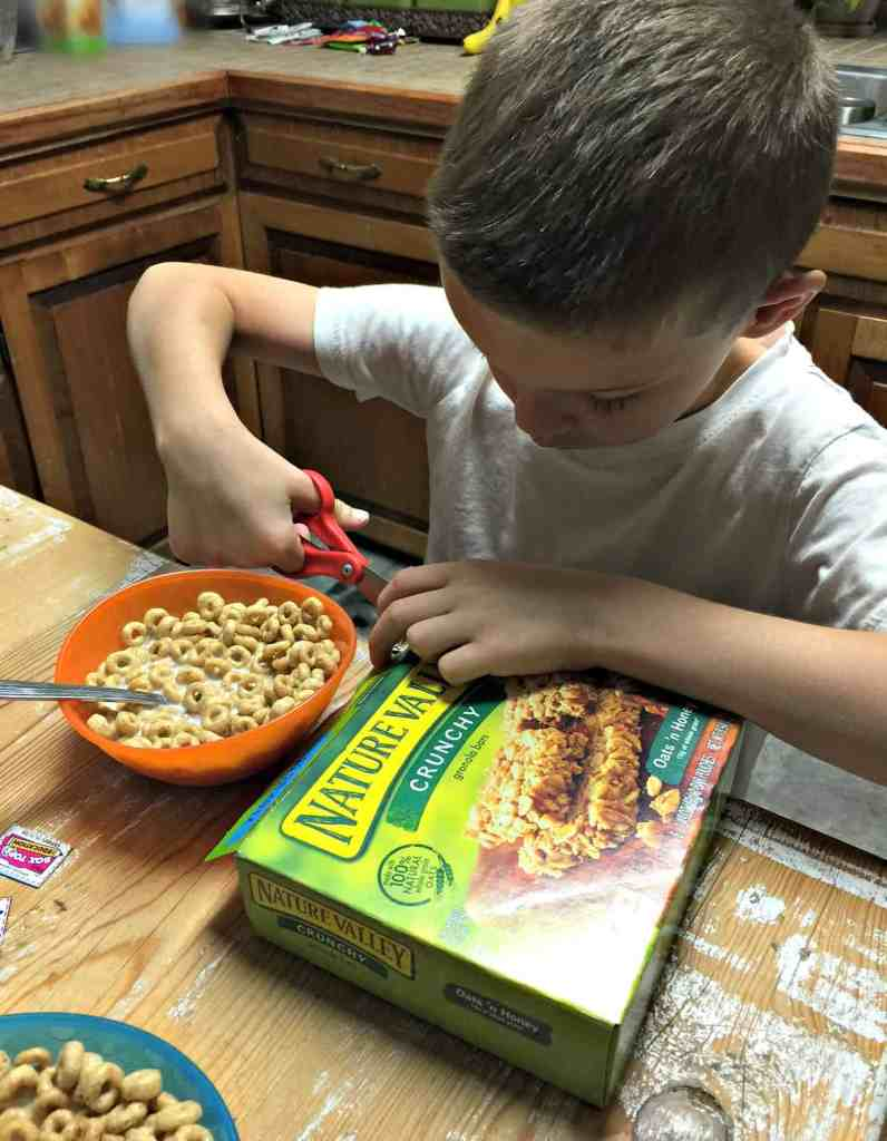 Box Tops for Education in Texas Brody clipping