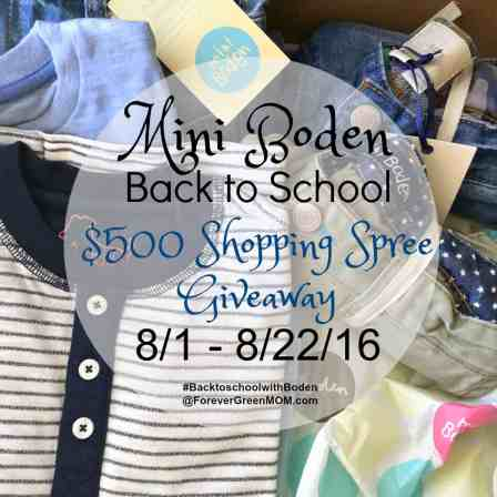 mini boden giveaway