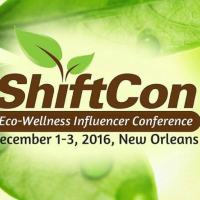 ShiftCon Eco-Wellness Blogger Conference $50 Off Ticket