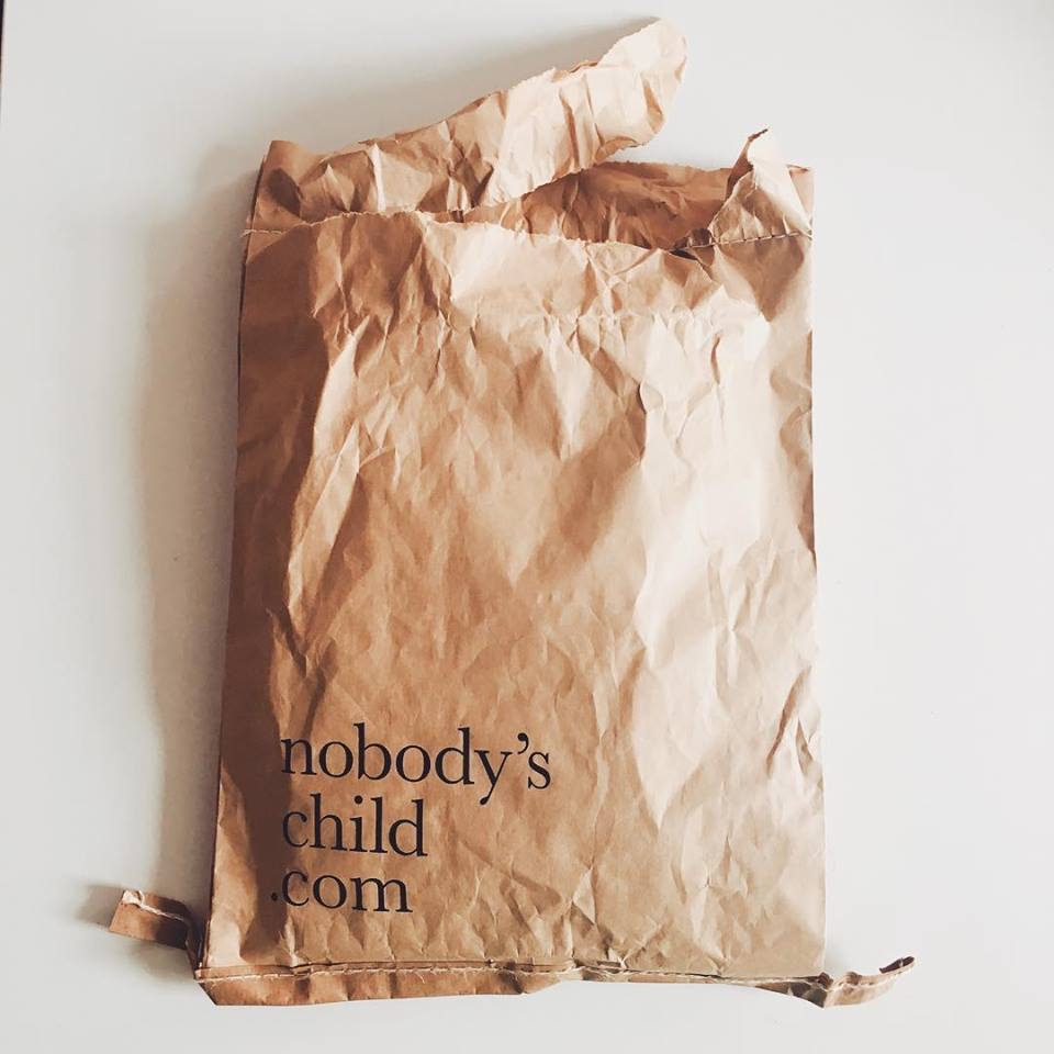 Ethical fast fashion with Nobody's Child Blogger Party