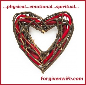Physical, emotional, and spiritual aspects of sex