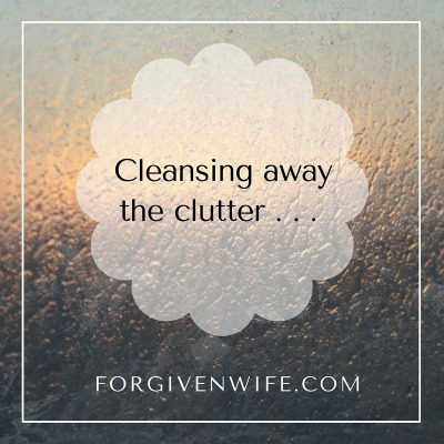 As the marriage bed becomes cleansed, it can become easier to experience the blessings God has poured into your marriage.