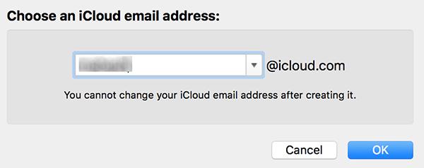 Cara membuat Alamat Email iCloud Menggunakan Mac