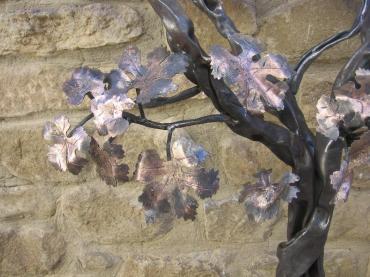 Detalles hojas