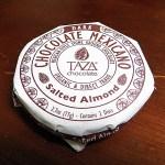 Taza Mexicano Dark Chocolate: Salted Almond