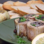 Roasted Marrow & Garlic